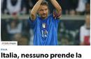 悲哀!意大利无人敢选10号球衣 托蒂之后再无核心