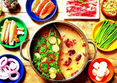 """盘点日本冬日奇葩火锅 """"肉火山""""吓呆食客"""