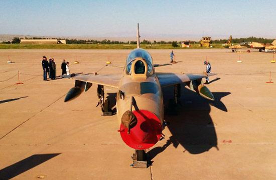 伊朗航展中美俄3国战机都有