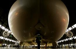 """最大飞行器""""天空登陆者10""""即将试飞"""