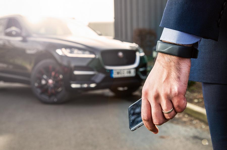捷豹推安卓应用软件 可远程遥控汽车