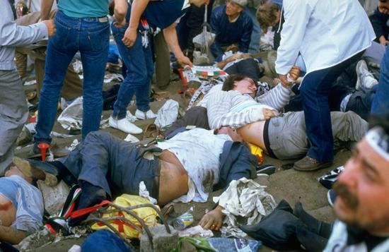 体坛暴力冲突盘点 海瑟尔惨案让英伦足球远离欧洲