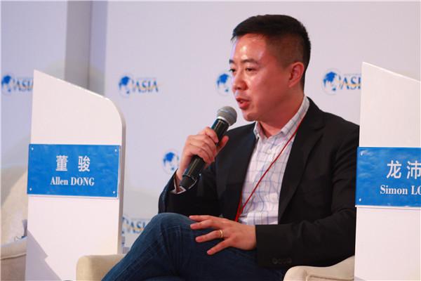 积木盒子董骏评中国互联网金融协会:有益行业发展