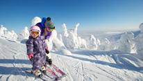 你们春暖花开,我们还在滑雪!