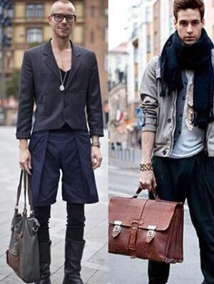 日媒教你帅哥变身术 初次见面时男生穿衣禁忌