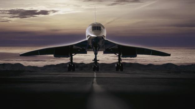 超音速客机研制历程:美国竞争中输给欧洲(图)