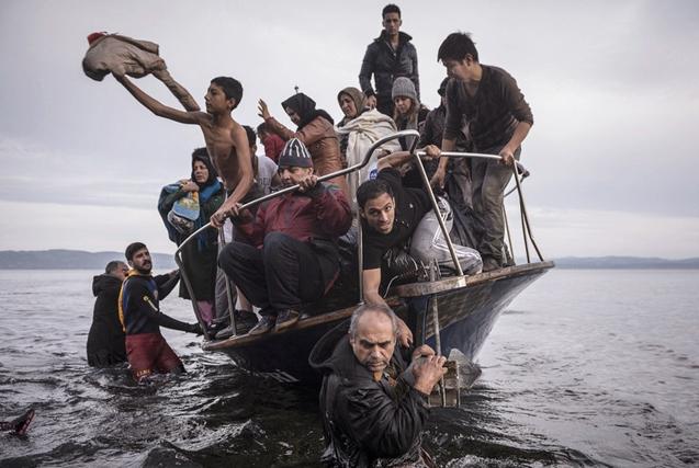 第十二届国际新闻摄影比赛(华赛)揭晓