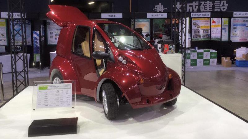 日本公司联合研发终极电动汽车 无惧寒冬挑战