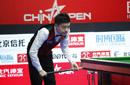 中国赛丁俊晖爆冷无缘正赛 单杆136分1-5惨败