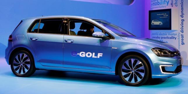 大众在美全数召回电动高尔夫 电池故障