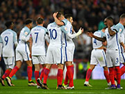 友谊赛-瓦尔迪建功 英格兰温布利遭逆转1-2荷兰
