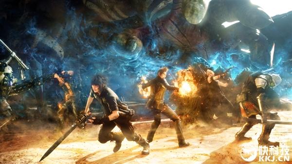 《最终幻想15》发售日确认 中国同步