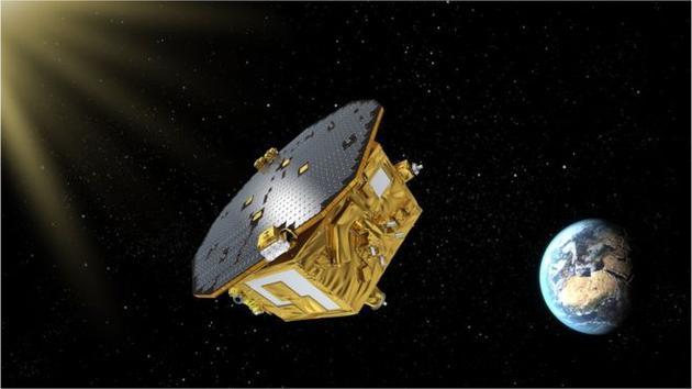 为引力波太空探测铺路:LPF探测器开始测试(图)