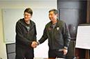 官宣!段江鹏签约3年获首钢确认 新赛季携手老马