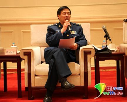 朱德之孙口述空军成长史:毛主席参与机场建设