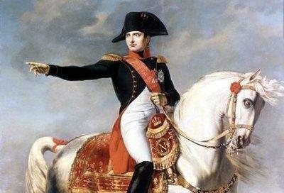 """拿破仑兵败滑铁卢源于他过度""""自恋""""的性格?"""