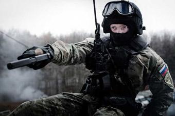 俄总统普京宣布成立国家近卫军