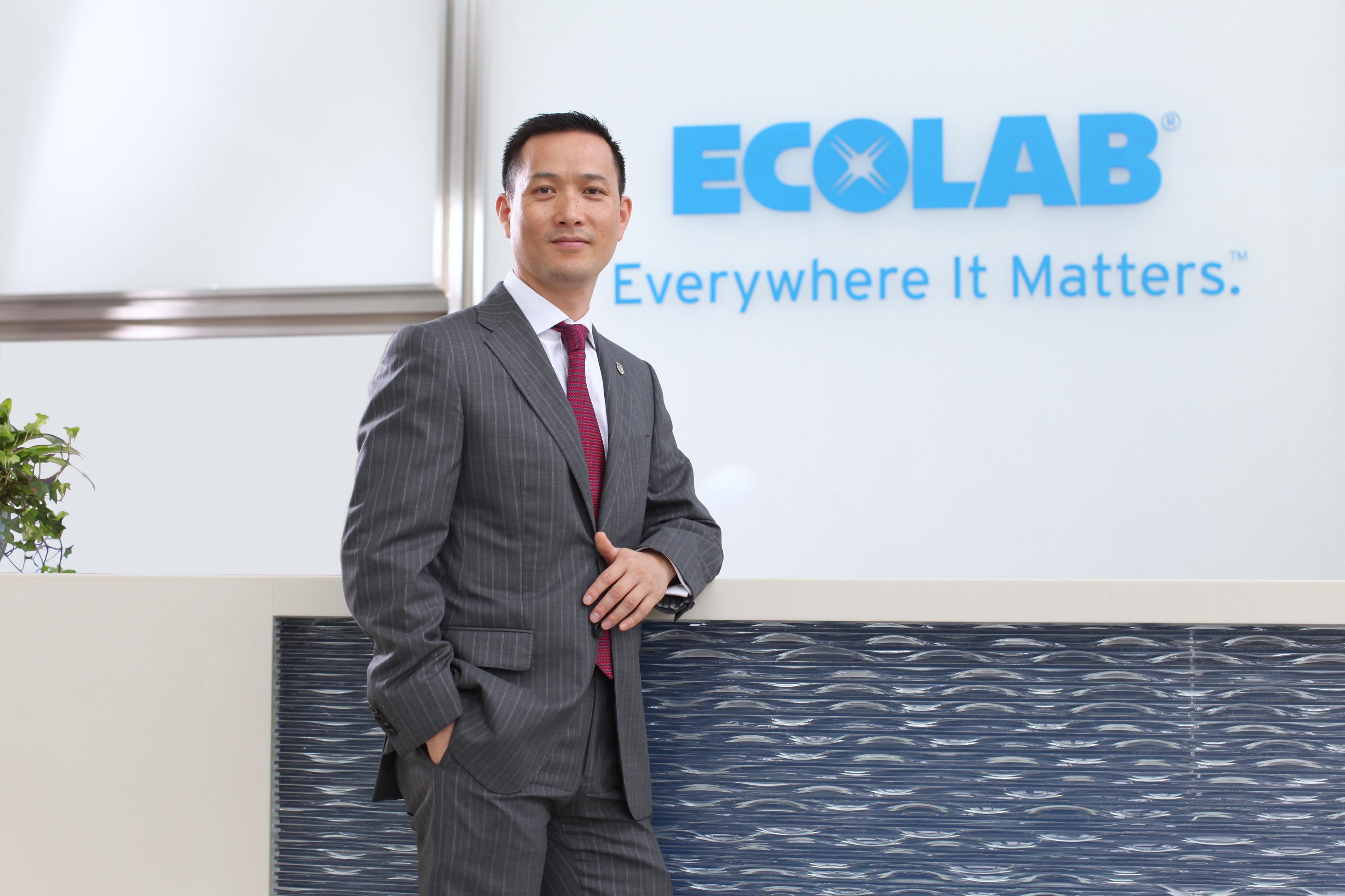 艺康集团全球执行副总裁王铁先生:为什么解决