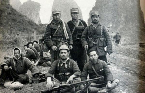 八路军为左权复仇:用匕首全歼日军一个小队