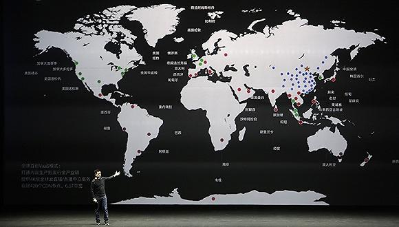 乐视破绽:复制苹果生态圈但不能复制苹果的成功
