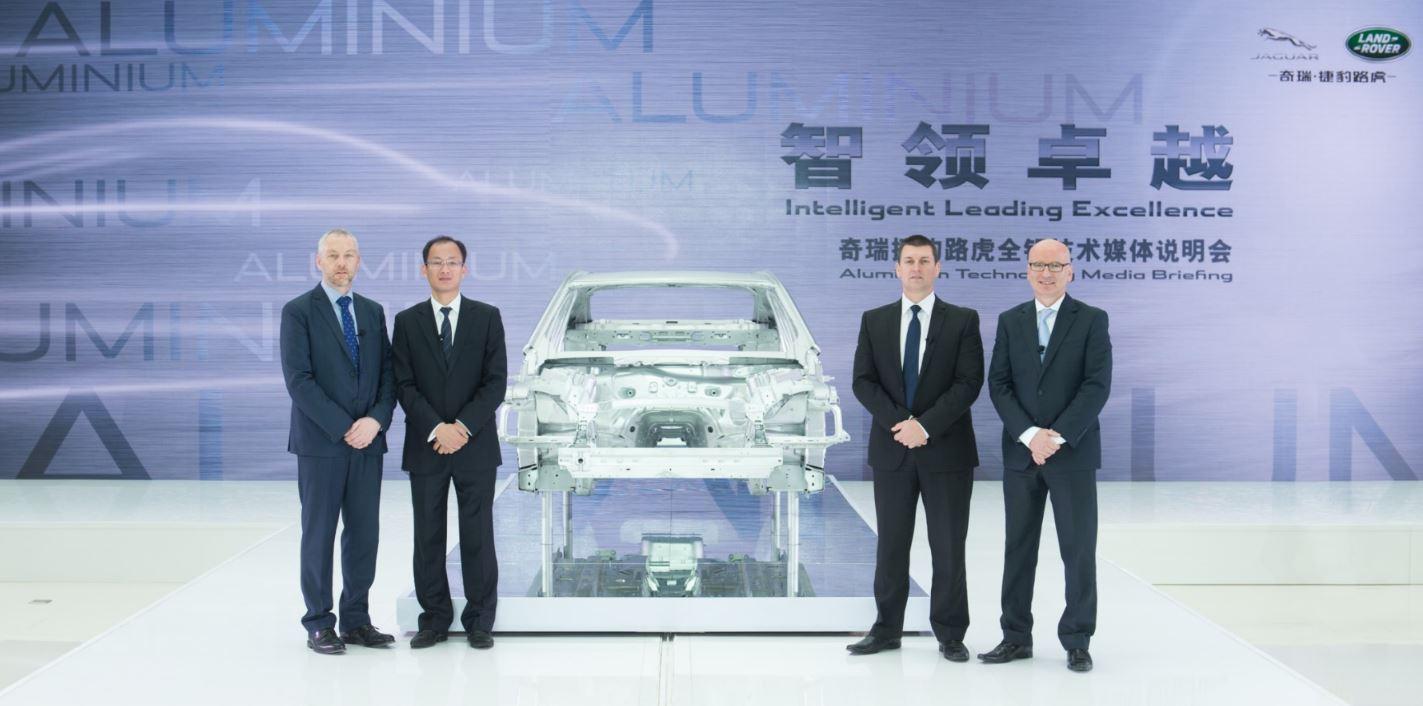 """捷豹XF长轴距版国产 全铝车身""""含金量""""几何?"""