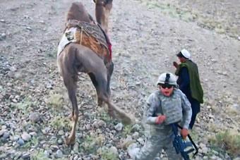 美军也抽风:美国大兵搞笑画面集锦