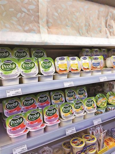 """""""网红酸奶""""遭下架 国家暂未允许越南乳制品进口"""
