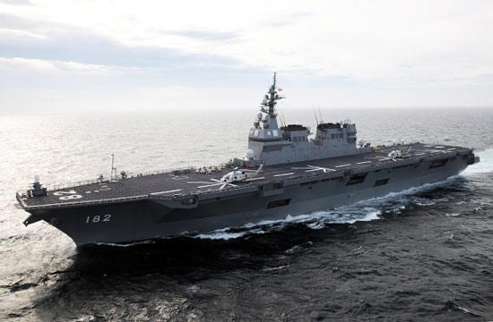 """日本4艘舰艇""""搅闹""""南海"""