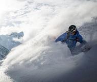 挑战大自然 高山滑雪精?#35270;?#20687;