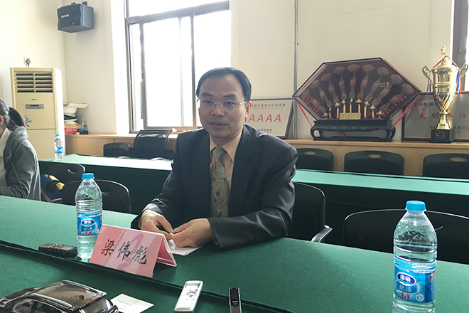 广汽梁伟彪:把握机遇 发挥明星车型带动作用