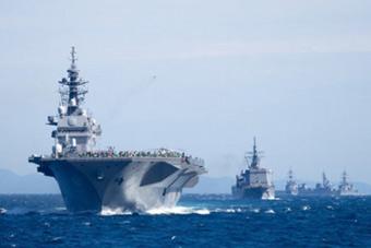 日本可能在南海长期保持军事存在