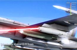 洛马想象F-18用激光武器击败歼20