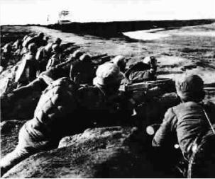 日军屠杀村民设陷阱 八路军将计就计围歼日军