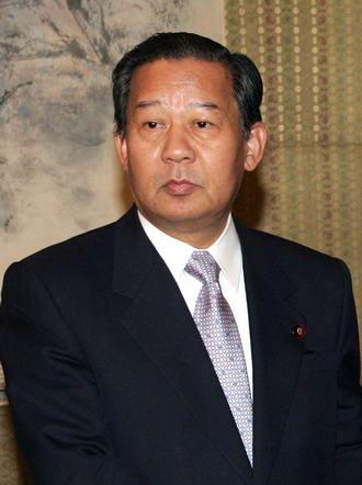 日本自民党总务会长、前日本经济产业大臣二阶俊博