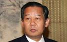 日本自民党总务会长二阶俊博