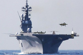 日本准航母稍改装就能变真航母