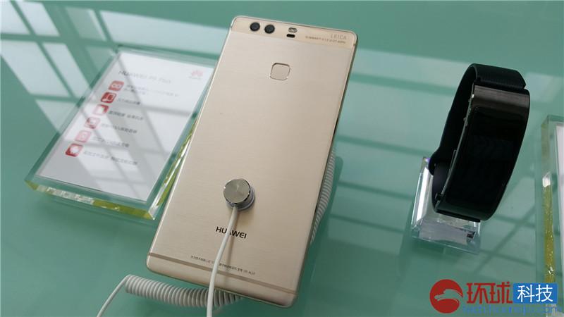 华为P9 Plus国行版亮相 5.5寸屏支持Press Touch