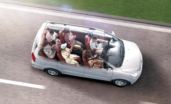 MPV市场被低于10万元车型占据 现中档断层