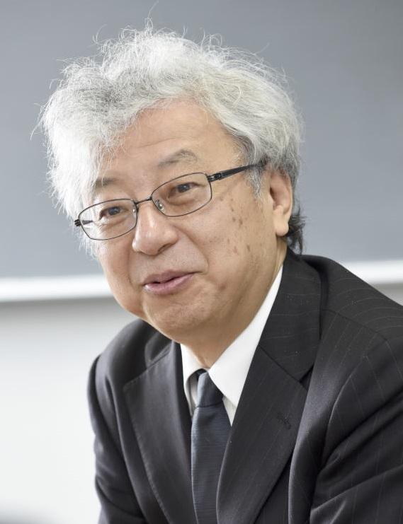 东京大学大学院经济学研究科教授伊藤元重