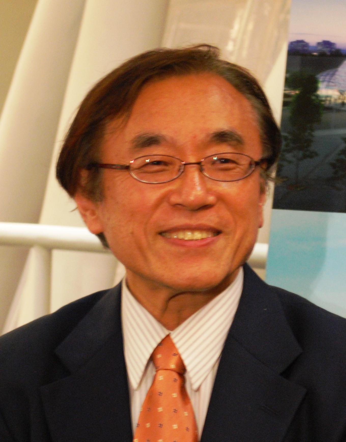 日本国际贸易投资研究所首席经济学家江原规由