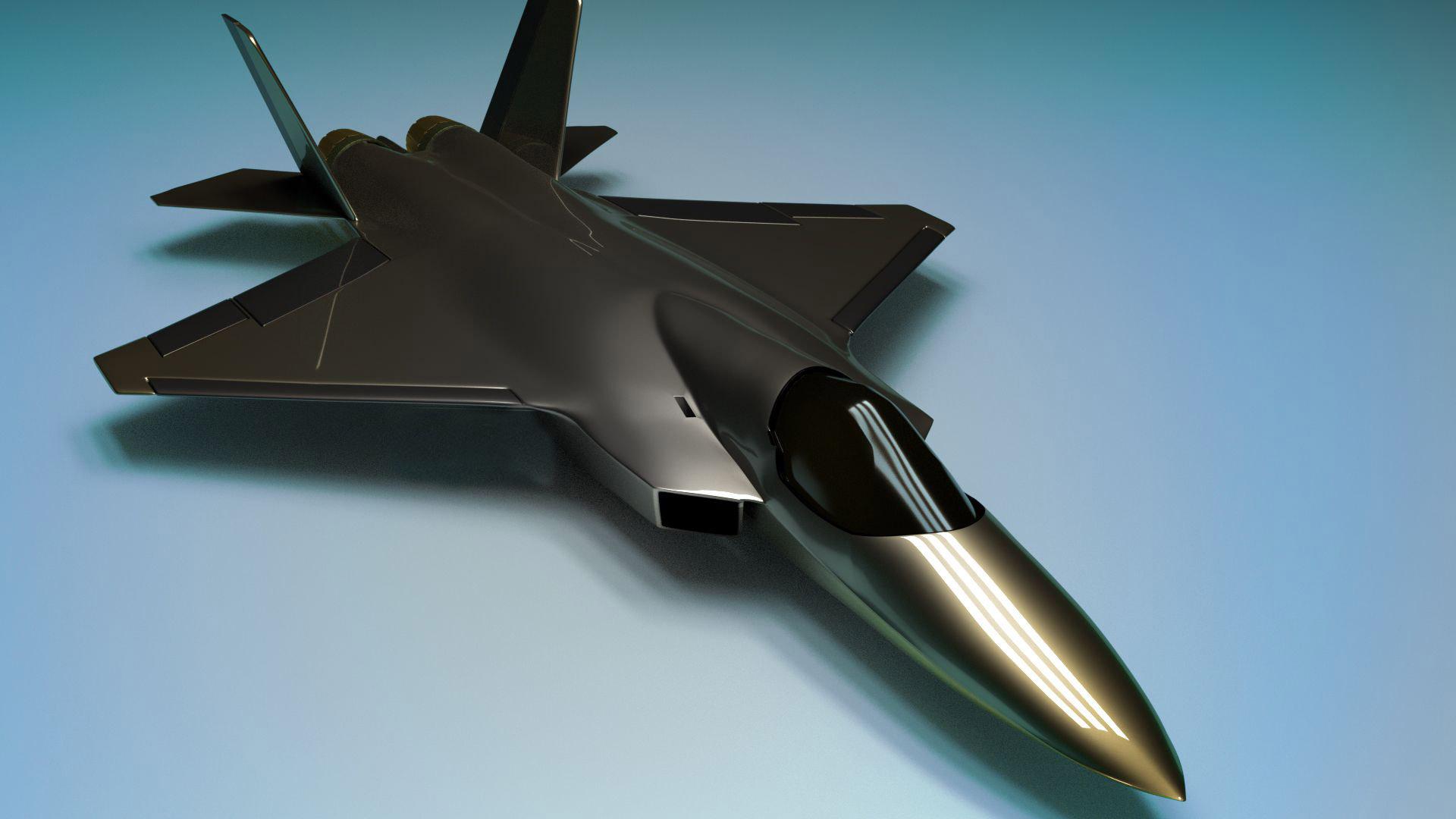 印度AMCA隐形战机科幻爆表