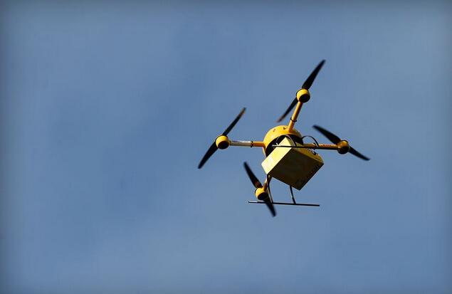 来自天空的邮件 澳大利亚测试无人机邮递