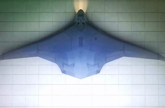 俄军未来隐身轰炸机会是这样?