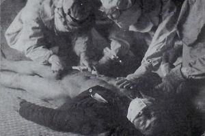 日寇滥用细菌战祸及本国兵 上千人被毒死