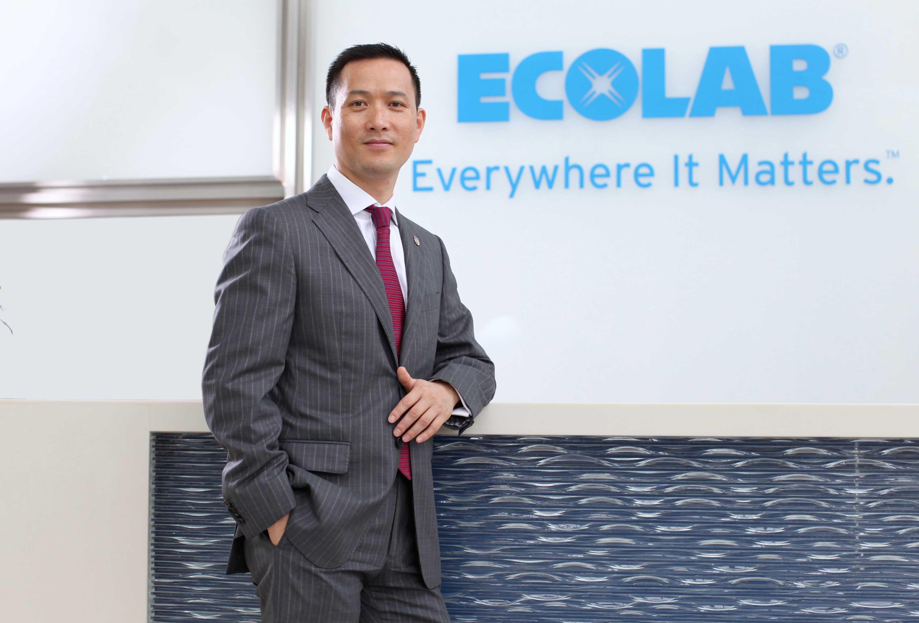 艺康集团王铁: 好的水技术如何帮助企业盈利