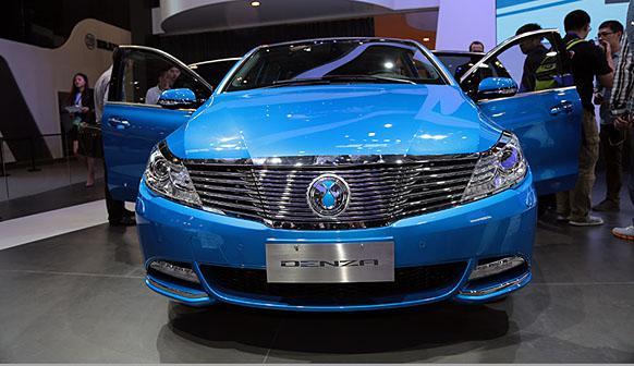 北京车展参观必读:最惹眼的新能源汽车都在哪儿