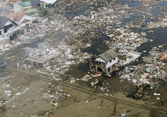 2004年以来全球七大最强烈地震