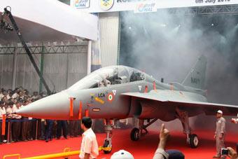 悲催的印度国产战机不光只有LCA