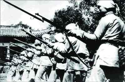 日军奇袭能杀国军军长 唯独抓不住游击队