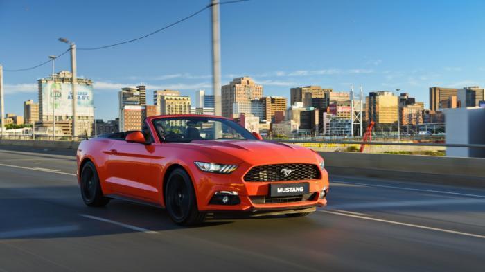 福特野马全球年销量逾10万 为全球最畅销轿跑